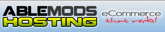 AbleMods Hosting LLC logo